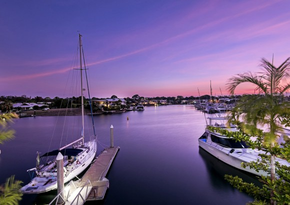 Exclusive Luxury Townhouse with Marina Berth-1